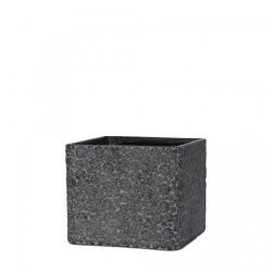 Кашпо-Куб Capi Nature Planter Square Wood Black